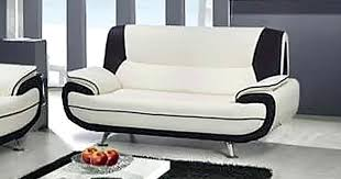 canapé design blanc canape noir et blanc canape d angle noir et blanc canape noir et