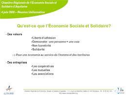 chambre r馮ionale de l 馗onomie sociale et solidaire chambre régionale de l économie sociale et solidaire d aquitaine