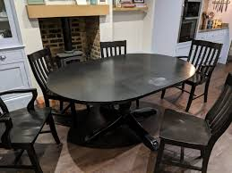 Pottery Barn Dining Set In AL1 Albans For £185.00 For Sale ... Stunning Printed Ding Room Chairs Rooms Beautiful Chair Table And White Wood Set Slipcovers Pottery Barn Fall 2017 D3 Page 7677 November 2015 Lucas Leather Ding Chairs Maxxmetalding20chair Aaron Metal Play Metallic Champagne Standard Ups Covers Ivory Fniture Cushions Vs Wayfair Decor Look Alikes Top 79 Killer Comforters Bepreads Pier Tufted Patterns Grey Black