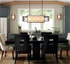 Large Dining Room Lights Long Lighting Table Ceiling Best For