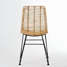 animal design rattan stuhl magy 60002 moderner flechtstuhl korb stuhl esszimmer wohnzimmer