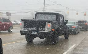 2019 Jeep Wrangler Pickup (Scrambler) Spy Shots 2019 Jeep Wrangler Pickup Renderings Best Look At New Of Truck Pickup Secrets Revealed Truck Will Debut November 28 Fox Exclusive Shots Suggest The Will Crawling Closer To Production News Scrambler Spotted Again In Spy Autoguidecom Insider Says Convertible Is Coming Pictures Rumors Digital Trends 2018 Side High Resolution Photos Car Release This Guy Built Himself A 6x6 And It Drives Just Be Delayed Until Late The Drive Wranglerbased Production Starting In April