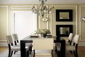 Indoor Wall Molding Dining Room Designs Decorative