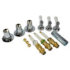Pfister Faucet Replacement Handles by Partsmasterpro Tub And Shower Rebuild Kit For Gerber 58531 The