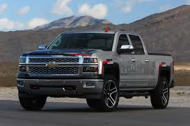100 Chevy Truck Accessories 2014 Toughnology Concept Shows Silverados BuiltIn Strength