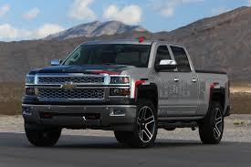100 Concept Trucks 2014 Toughnology Shows Silverados BuiltIn Strength