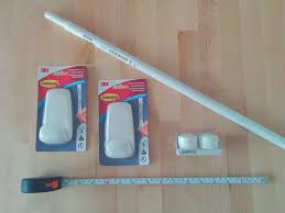 no drill window curtain rod no drill double curtain rod best