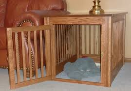 How To Build Wooden End Table by Medium Dog Kennel End Table House Design Best Dog Kennel End Table