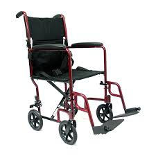 Transport Chair Or Wheelchair by Wheelchairs At Medmartonline Com