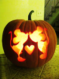 Mickey Mouse Pumpkin Template Easy by Mickey U0026 Minnie Halloween Pumpkin Carving Diy Costumes