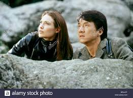 100 The Madalion Medallion Claire Forlani Jackie Chan Stock Photos