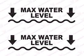 Max Water Level Depth Decal For Your Jeep Truck 4x4   The Pixel Hut Alabama Crimson Tide 4x4 Truck Decal Stickers Free Shipping Hub Tire Tread Mud Terrain Ta 4x4 Truck Jeep Hood Body Graphic Duck Hunting Sticker Camo Max Grass Decal For F150 F Red F250 Firefighter Edition Decals Fire Ford Torn Stripes Bed Vinyl Graphics Chevy Gmc Z71 Off Road Decalsticker X2 Pair Sticker Black Logo Decal 4wd Ford Ranger 22014 T6 Officially Licensed 092014 Pair 09144x4 Beautiful Nissan 7th And Pattison Free Shipping 2pc Piranhas Sticker Vinyl Off Road Reaper Rip Side Mudslinger 2015 2016 2017 2018