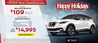 Nissan Dealer Santa Ana, Anaheim, Irvine & Orange County | Nissan Of ...