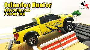100 Hobby Lobby Rc Trucks Orlandoo Hunter OH35P01 135 F150 RC Car 4WD Mini Challenge