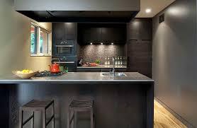 cuisine chalet moderne écoresponsable chalet en bois au canada vivons maison