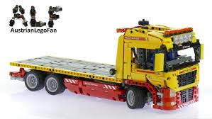 Lego Technic 8109 Flatbed Truck – Lego Speed Build Review – Blocksvideo How To Build A Lego Truck With Pictures Wikihow Incredible Zipper Snaps Legolike Bricks Together To A Filsawgood Lego Technic Creations Aircraft Tug Xl Build Lego Container Citylego Shoplego Toys The Best Ten Sets You Can Reviews Videos Rac3 Robot Mindstorms Legocom Race Car Classic Us 7221 Universal Building Set Parts Inventory And Ford Bronco Moc Town Eurobricks Forums Juniors Raptor Rescue 10757 Walmart Canada 15 Coolest Cars Buy And
