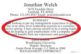 How To Write A Professional Summary For A Resume by How To Write Professional Summary In Resume Resume Skills Summary