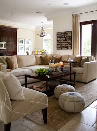 Houzz Living Rooms Traditional by Houzz Family Room Family Room Traditional With Corner Sofa Chandelier