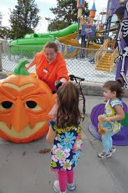 Sesame Place Halloween Parade by Celebration At Sesame Place Features Halloween Shows Mazes A