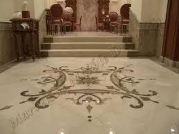 Marble Floor Designs Italian Medallions For Luxury Foyers