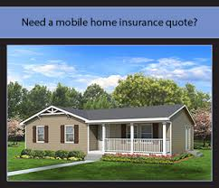 Mobile Modular and Manufactured Home Insurance
