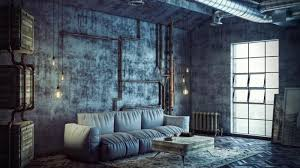 industrial style living room l 50 ideas on how to stage
