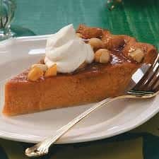 Pumpkin Pie With Pecan Praline Topping by Sweet Potato Praline Pie Recipe Taste Of Home