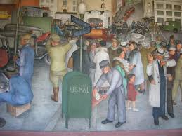 Coit Tower Murals Controversy by Alice U0027s Travel Adventures Coit Tower Best Views Of San Francisco