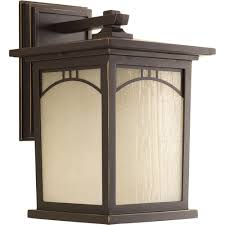 progress lighting residence collection 1 light outdoor 8 inch