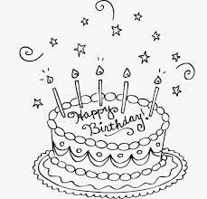 Birthday Cake Pencil Drawing s Drawn Birthday Sketch – Pencil And In Color Drawn Birthday Sketch
