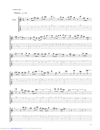 better days ahead guitar pro tab by pat metheny
