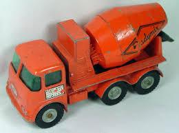 100 Ready Mix Truck King Size 13 A 1 Truck Silver Hubs