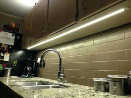 cost to install cabinet led lighting installing direct