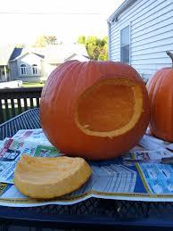 Homestar Runner Halloween Pumpkin by I Fucking At Carving Pumpkins Funny