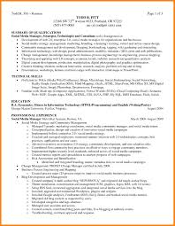 Qualifications Examplessummary Of Resume Examples Create Summary On Depy 416nvr Com In For Fresh Gr Core A Call
