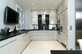 carrelage cuisine noir et blanc cuisine noir et blanc carrelage cuisine en noir et blanc 22 int