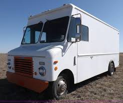 100 Grumman Trucks 1986 Ford Econoline E350 Extended Delivery Truck I
