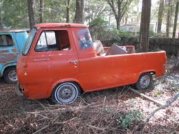 100 Econoline Truck 1962 Ford Pickup