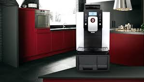 Commercial Office Coffee Machines Designed Touch Screen Fully Automatic Machine For