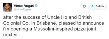 Tortilla Curtain Quotes Racism by Brisbane Restaurant U0027british Colonial Co U0027 Slammed For