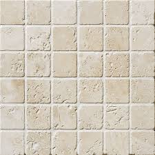 shop bermar ivory tumbled travertine floor and wall