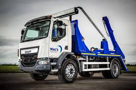 Skip Loader Hire & Lorry Rental | UK's Best Rates | Mac's Truck Rental