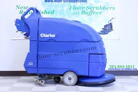 Clarke Floor Buffer Pads by Clarke Encore S20 Floor Scrubber Cleantech Maintenance Llc