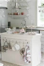 35 Awesome Shabby Chic Kitchen Designs Accessories And Decor Ideas