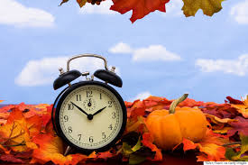 Daylight Saving Time 2016 When Does The Time Change This Fall