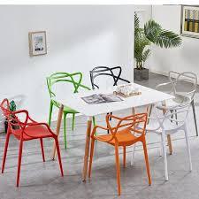 katze ohr stuhl moderne einfache freizeit stuhl im freien kunststoff stuhl rattan stuhl dicken esszimmer stuhl hohl zurück kaffee stuhl
