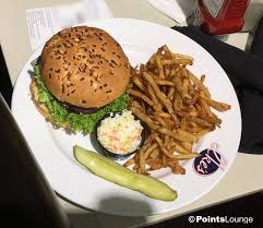 Sofa King Burger Menu by Fore A Review Of The Pga Msp Airport Lounge U2022 Pointslounge