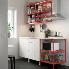 enhet küche rot weiß ikea österreich