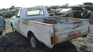 1969 GMC Truck (#69GM3499D) | Desert Valley Auto Parts