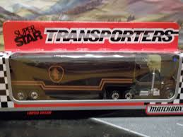 MATCHBOX KNIGHT RIDER Truck - Mobile Foundation Unit - $39.75 | PicClick